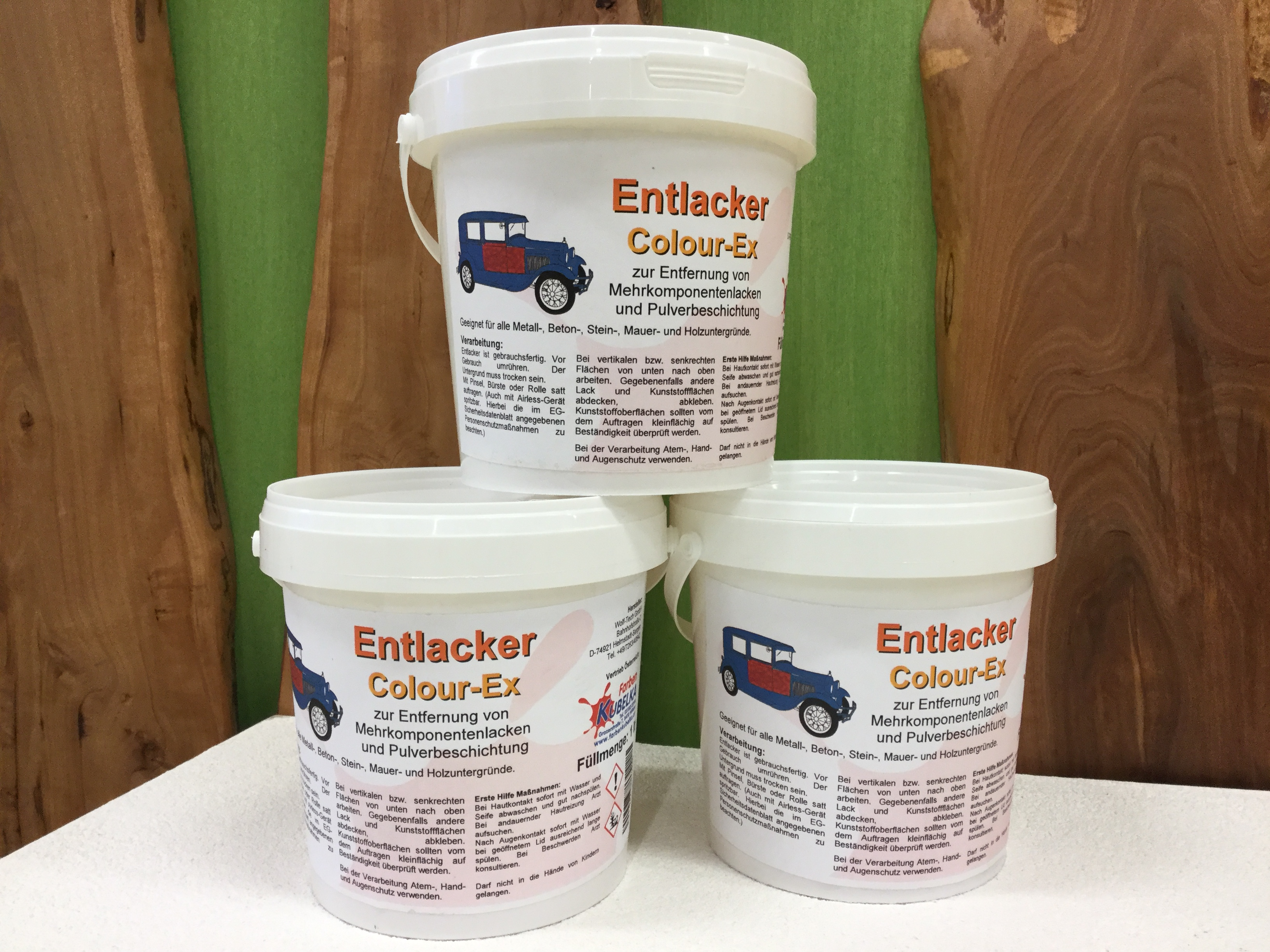 Entlacker Colour-Ex